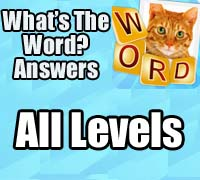 what's the word answers android all levels