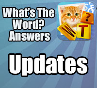 what's the word answers iphone updates letters