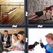 4 pics 1 word answer cheat Train
