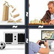 4 pics 1 word answer cheat Game