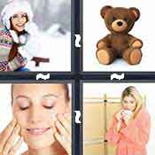 4 pics 1 word answer cheat Soft