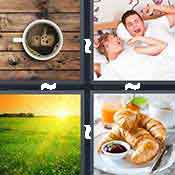 4 pics 1 word answer cheat Morning
