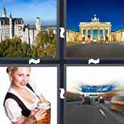 4 pics 1 word answer cheat Germany