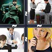 4 pics 1 word answer cheat Dictate