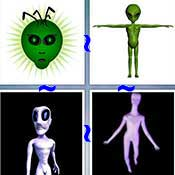 Whats the Word Alien