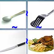Whats the Word Plate