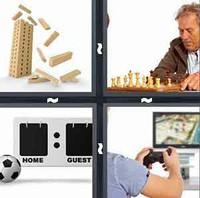 4 Pics 1 Word Game