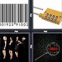 4 Pics 1 Word Code