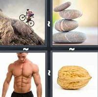 4 Pics 1 Word Hard