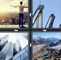 4 Pics 1 Word Levels High