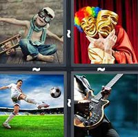 4 Pics 1 Word Play