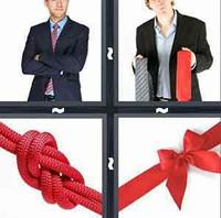 4 Pics 1 Word Tie