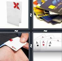 4 Pics 1 Word Card