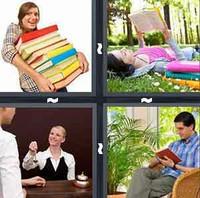 4 Pics 1 Word Book
