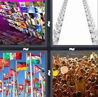 4 Pics 1 Word Plenty