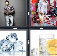 4 Pics 1 Word Cool