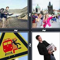 4 Pics 1 Word Trip