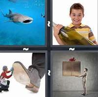 4 Pics 1 Word Big