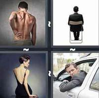 4 Pics 1 Word Back