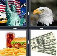 4 Pics 1 Word Usa