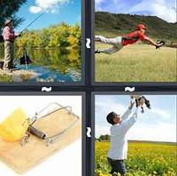 4 Pics 1 Word Catch