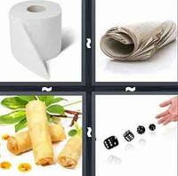 4 Pics 1 Word Levels Roll