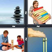4 Pics 1 Word Stack