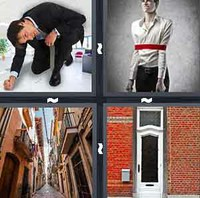 4 Pics 1 Word Narrow