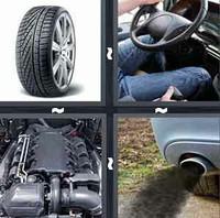 4 Pics 1 Word Car