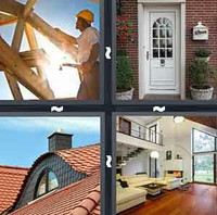 4 Pics 1 Word House