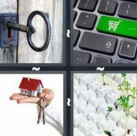 4 Pics 1 Word Key