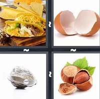 4 Pics 1 Word Shell