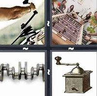 4 Pics 1 Word Crank