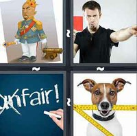 4 Pics 1 Word Levels Rule