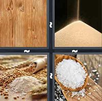 4 Pics 1 Word Levels Grain