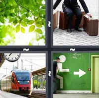 4 Pics 1 Word Leaves