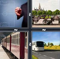 4 Pics 1 Word Levels Coach