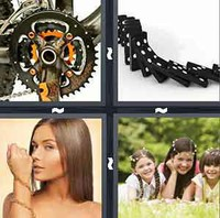4 Pics 1 Word Levels Chain