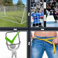 4 Pics 1 Word Levels Goal