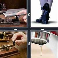 4 Pics 1 Word Tap