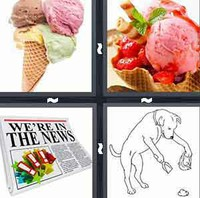 4 Pics 1 Word Levels Scoop
