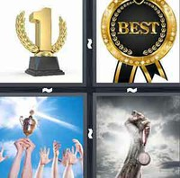 4 Pics 1 Word Levels Prize