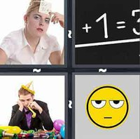 4 Pics 1 Word Levels Dull