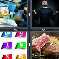 4 Pics 1 Word Medium