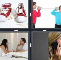 4 Pics 1 Word Converse