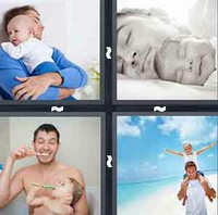 4 Pics 1 Word Levels Father