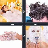 4 Pics 1 Word Levels Foam