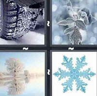 4 Pics 1 Word Levels Frost