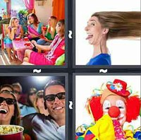 4 Pics 1 Word Levels Funny
