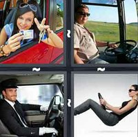 4 Pics 1 Word Levels Driver